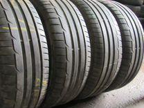 Летние бу шины r18 Dunlop 205 40 18 из Европы