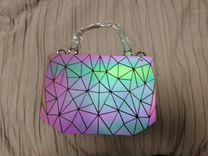 Сумка Bao Bao хамелеон (геометрическая сумка) — Одежда, обувь, аксессуары в Санкт-Петербурге
