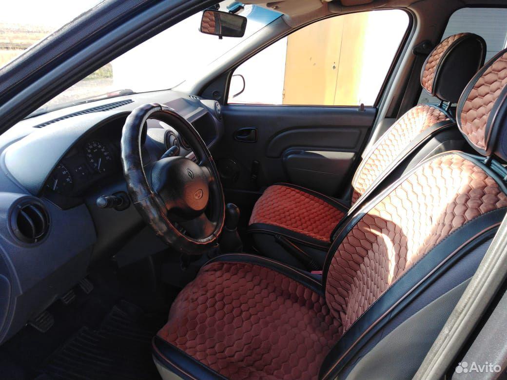 Renault Logan, 2007  89656612799 köp 7
