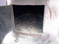 Продам печь для бани б/у