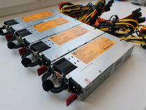 Блок питания asic HP750 DPS-750RB тихий