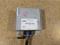 Усилитель магнитолы Audi A4 B6 В7 2001-2008