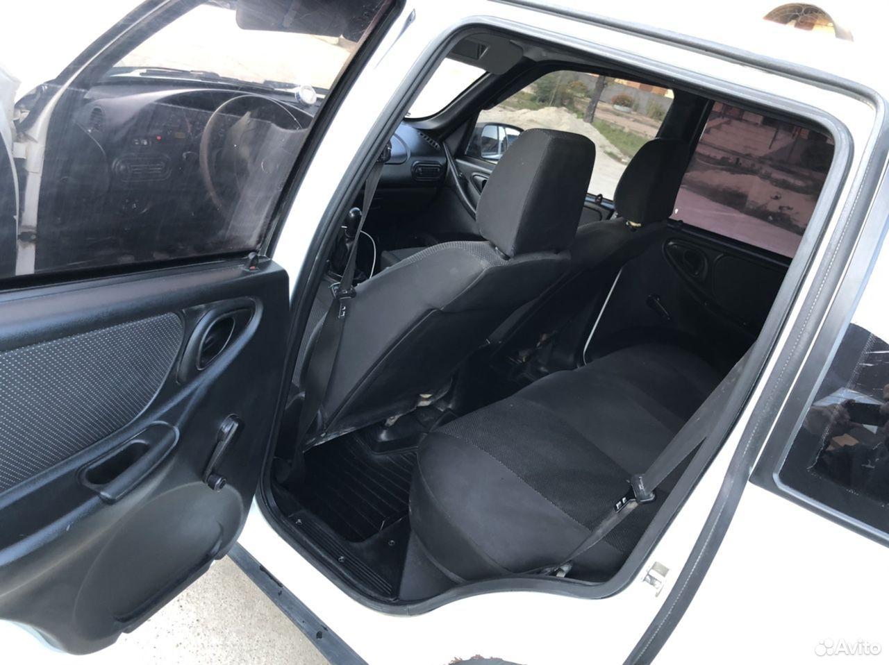 Chevrolet Niva, 2014  89098851603 купить 8
