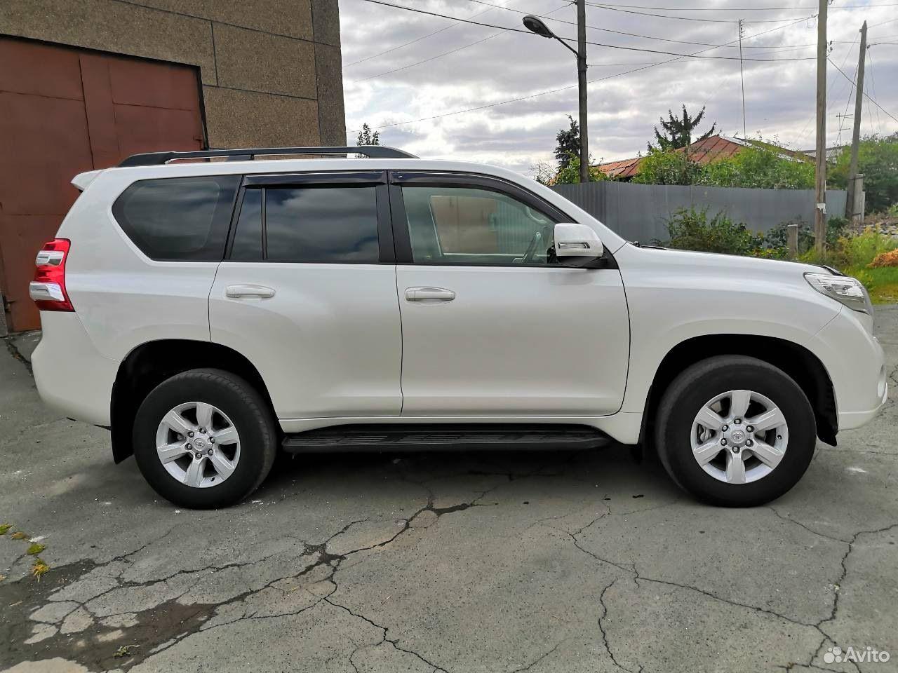 Toyota Land Cruiser Prado, 2013  89644648807 купить 5