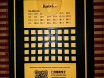 Набор точных отверток Kaisi для ремонта телефонов