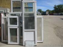Балконные Двери Б У пвх 2200 (в) х 700 (ш) № 3470Д
