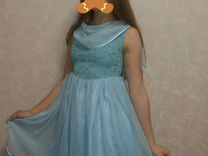 Платье нарядное 6-9 лет