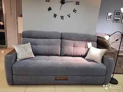 Мальта 9, прямой диван кровать