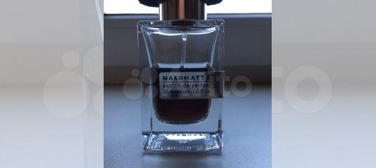 духи Nasomatto Black Afgano Parfum купить в самарской области на