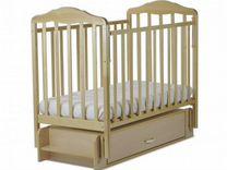 Детская кроватка скв Компани Березка 12600,доставк