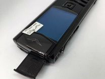 Vertu Signature S Design Ultimate Black Iguana