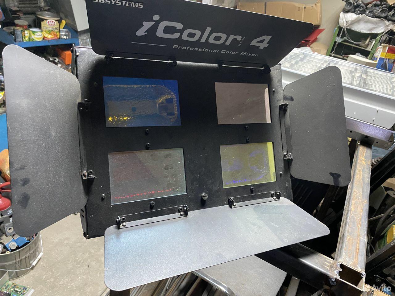 Прибор заливного света Acme IColor4 JBSystems  89184464505 купить 1