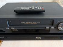 Видиоплеер +DVD проигрыватель