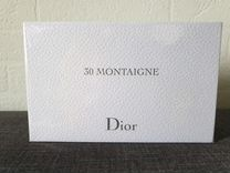 Dior 30 Montaigne. Набор миниатюр