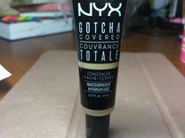 Консилер nyx medium