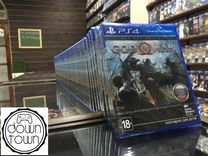 Б/у диски PS4, PS3. Trade-in в DownTown Shop