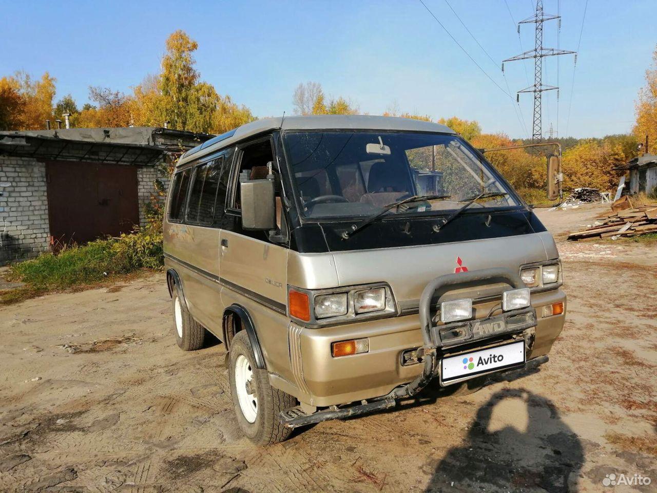 Mitsubishi Delica, 1990  89063919778 купить 1