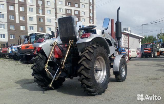 Мини-трактор Скаут Т-220B, 4х2, 18 л.с  88007074451 купить 8