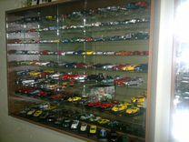 Коллекция масштабных автомобилей