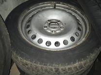 Комплект колёс на форд