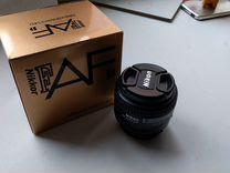Объектив Nikon Nikkor 50mm F/1,4D