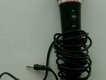 Микрофон для караоке. sony