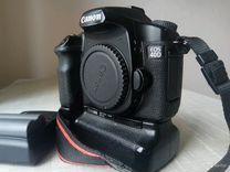 Рабочий Canon 40D body с батарейным блоком — Фототехника в Москве