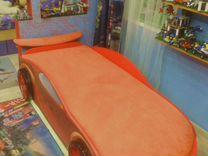 Кровать машина рассрочка