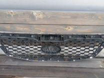 Решетка радиатора Kia Sorento Киа Соренто с 2009 г — Запчасти и аксессуары в Санкт-Петербурге