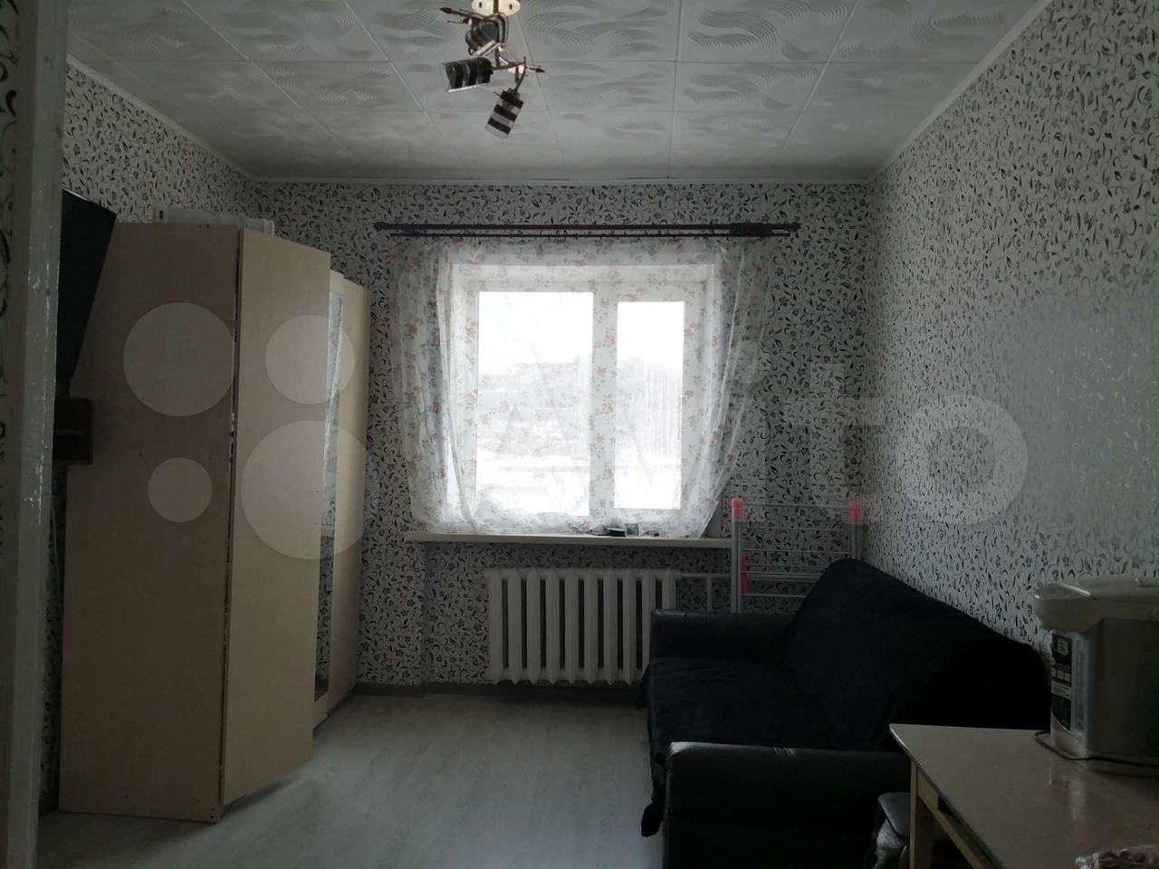 Комната 18 м² в 4-к, 5/5 эт.