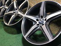 Оригинал Mercedes-Benz Brabus R20