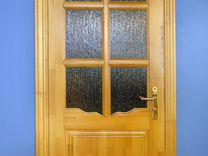 Дверные полотна деревянные