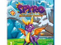 PS4. Spyro Reignited Trilogy