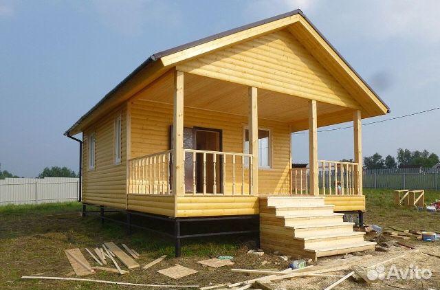 Дачный домик 6,0х6,0  89225996177 купить 3